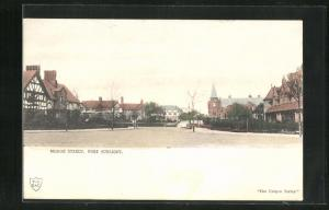 AK Port Sunlight, View of Bridge Street