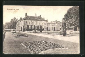 AK Aldenham, Aldenham Hall
