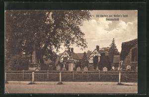 AK Beaconsfield, Old Rectory and Waller`s Tomb