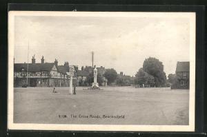 AK Beaconsfield, The Cross Roads