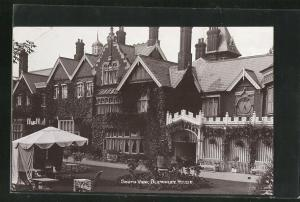 AK Bletchley, Bletchley House, South view