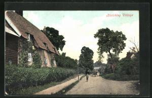 AK Bletchley, The Village