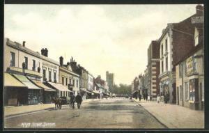 AK Barnet, High Street