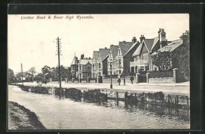 AK High Wycombe, London Road & River