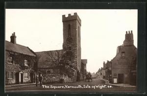 AK Yarmouth, The Square