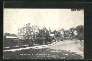 AK Schanklin / I. W., Daish`s Hotel