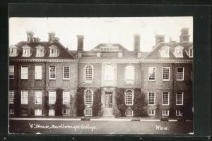 AK Marlborough, Marlborough College, C-House