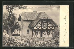 AK Wiltshire, A Rustic Cottage