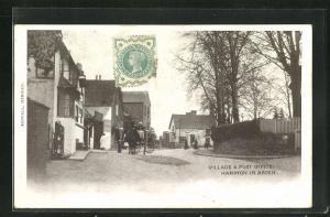AK Hampton in Arden, Village & Post Office