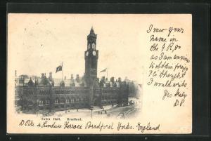 AK Bradford, Town Hall