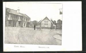 AK Brading / Isle of Wight, Town Hall