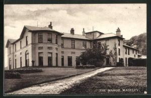 AK Madeley, The Manor