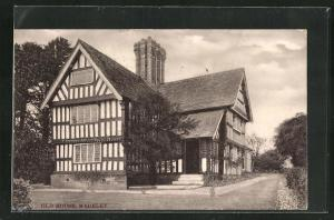 AK Madeley, Old House