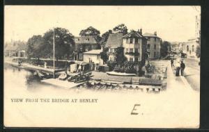 AK Henley, View from the Bridge