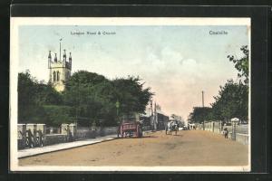 AK Coalville, London Road and Church