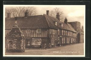 AK Walsingham, Village Pump