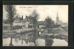 AK Norwich, Pull`s Ferry
