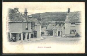 AK Corfe, Village