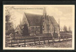 AK Middleton-in-Teesdale, The School Camp