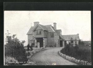 AK Amberley, Modern Cottage mit Zufahrt