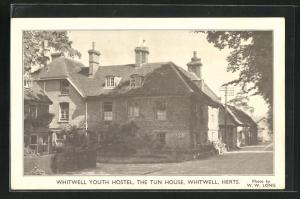 AK Whitwell, Youth Hostel, The Tun House