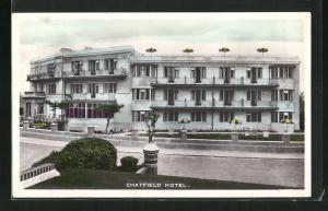 AK Bournemouth, Chatfield Hotel, Boscombe Spa Road
