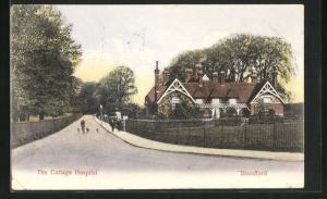 AK Blandfort, The Cottage Hospital