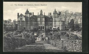 AK Redditch, The Grange and Gardens, Hewell