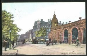 AK Leicester, Midland Station