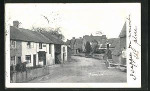 AK Munslow, Street Scene