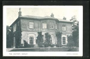 AK Corley, The Rectory