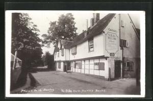 AK Hurley, Ye Olde Bell Inn
