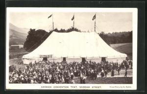 AK Keswick, Convention Tent, Skiddaw Street