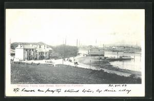 AK Barrow-in-Furness, Walney Ferry and Hotel