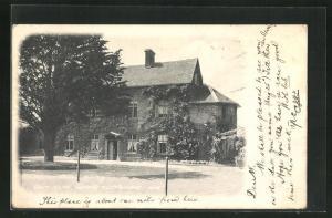 AK Nuneaton, Griff House, George Eliot`s Home