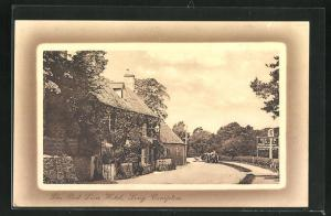 AK Long Compton, The Red Lion Hotel