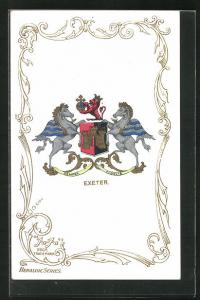 AK Exeter, Wappen