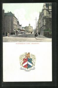 AK Bradford, Manningham Lane, Wappen
