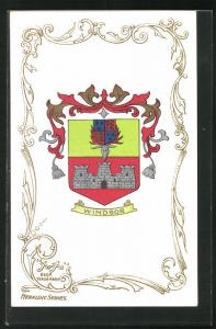 AK Windsor, Wappen