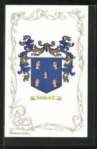AK Reading, Wappen