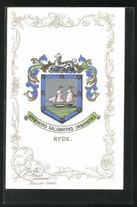 AK Ryde, Wappen