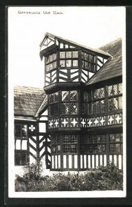 AK Gawsworth, Gawsworth Old Hall