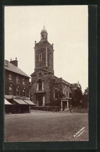 AK Blandford, Church