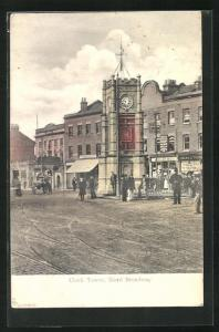 AK Ilford, Broadway, Clock Tower