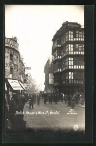 AK Bristol, Dutch House and Wine Street