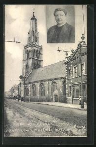 AK Gloucester, St. Nicholas Church, Vicar Rev. J. J. Luce