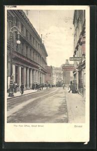 AK Bristol, The Post Office, Small Street