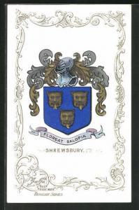 AK Shrewsbury, Wappen der Stadt