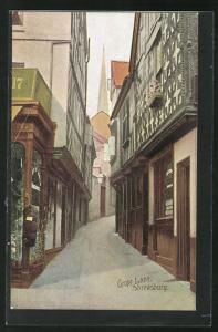 AK Shrewsbury, Grope Lane