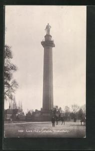 AK Shrewsbury, Lord Hill`s Column